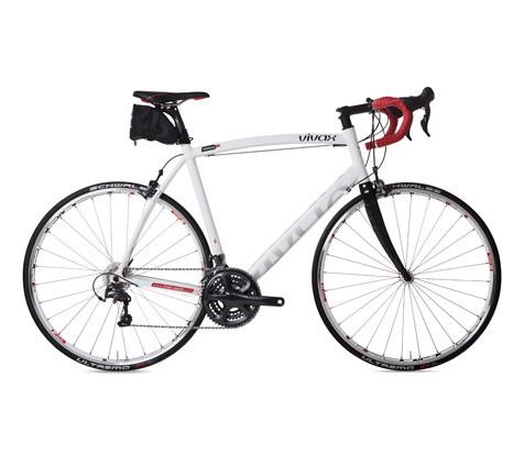 ultraleichtes e bike mit 9 7 kg rennrad vivax veloce. Black Bedroom Furniture Sets. Home Design Ideas