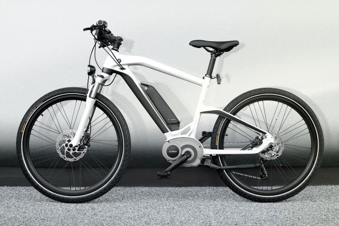 Neues BMW Cruise e-Bike 2014 kommt mit Bosch-Antrieb - ebike
