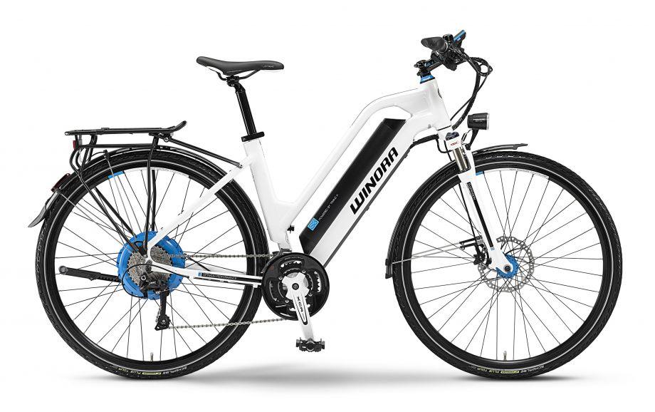 winora e bike 2014