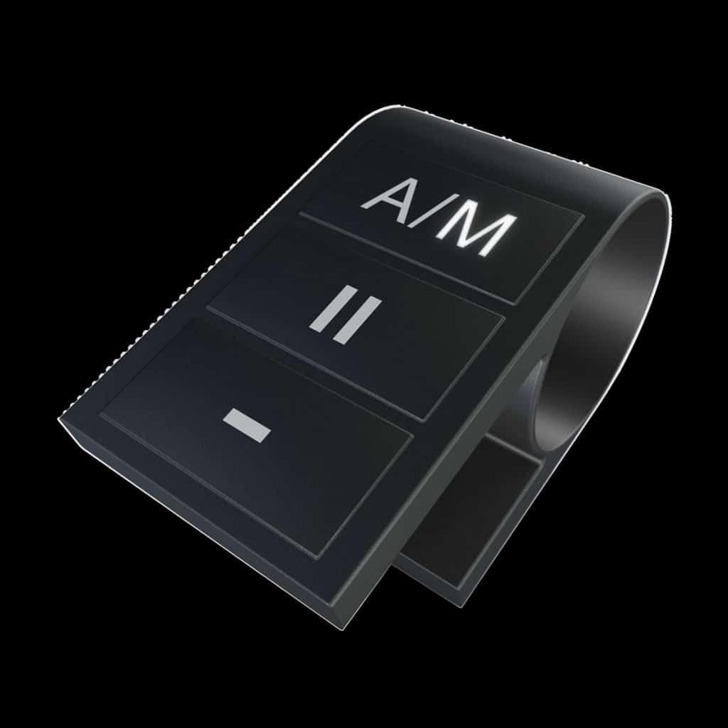 Das elektrische Schaltmodul kommuniziert kabellos via ANT+ mit der FAG-VELOMATIC / Foto: Schaeffler