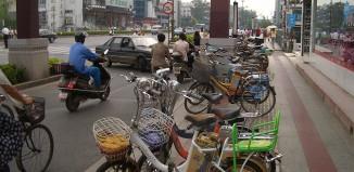 Yangzhou WenchangLu electric bicycles 3278 326x159 eBikeNEWS mit Neuheiten, Kauftipps und Tests rund um E Bikes, Pedelecs, Elektrofahrräder