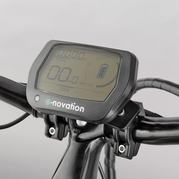 Display des Aldi Nord E-Bikes 2015