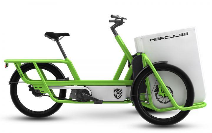 ein e bike f r schwertransporte ebike. Black Bedroom Furniture Sets. Home Design Ideas