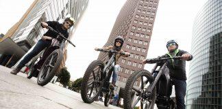 Trefecta E-Bike in Berlin