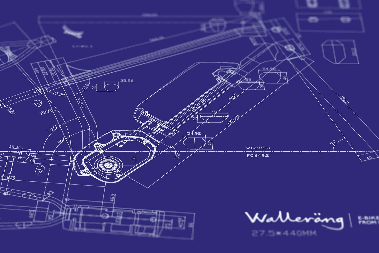 Walleräng Entwurf Blueprint